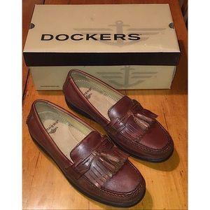 🆕 Men's Dockers Sinclair Tassel Loafers